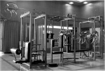 The first photo of a Nautilus machine to ever appear in a bodybuilding magazine was in Ironman November 1970 on page 70. It was a partial shot of a pullover machine.
