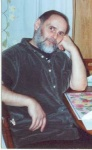 Anthony Ditillo(1947-2002) photo taken circa 1999. All photos courtesy of Adam Ditillo, younger son of Anthony.