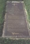 Bob Hoffman's Burial Site.