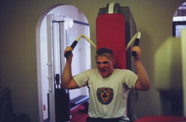 1-2000.  Trigg's pulldown machine.