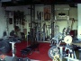 Now this is a garage gym!