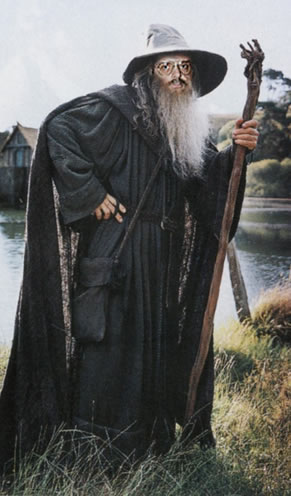Old Dude Gandalf