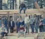 Motley Crew -- Hand build timber frame.  House building the way it should be.