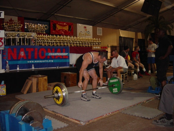 468 deadlift--the beginning