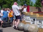 Highlight for Album: Granite City Strongman Contest