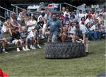 Highlight for Album: Festival In The Park Strongman Contest