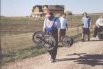 Bob Burtzloff with 500 in the Goerner Stroll (66ft)