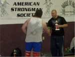 Brian Carlton: 2nd place in Men's Lightweight