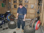 365kg Support Hold