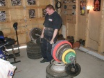 400kg support hold