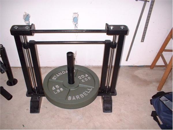 The Tetting Grip Machine