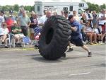 BC. - tire flip
