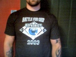 Battle for Grip Supremacy T-Shirt