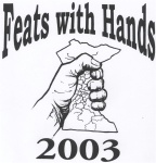 Feats with Hands Logo